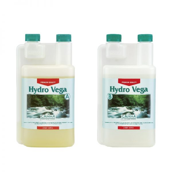 CANNA Hydro Vega A+B 1л (soft water)