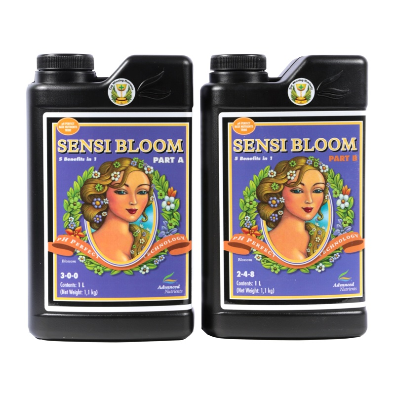 Удобрения AN pH Perfect Sensi Bloom Parts A+B 1 л