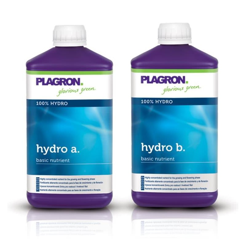 Удобрение Plagron Hydro A+B 1 л
