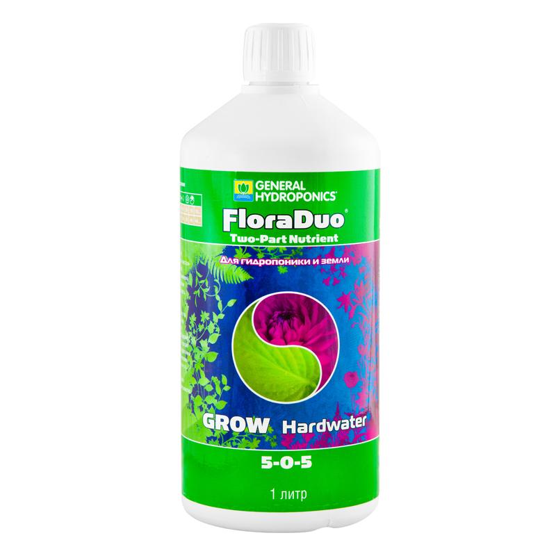 Удобрение TA DualPart Grow HW (FloraDuo) 1л