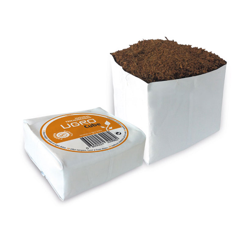 Блок кокосового торфа UGro Cube