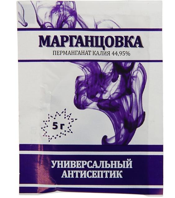 Марганцовка, 5г