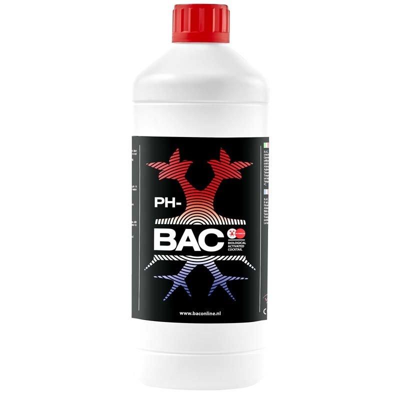 Регулятор pH Down B.A.C 1л