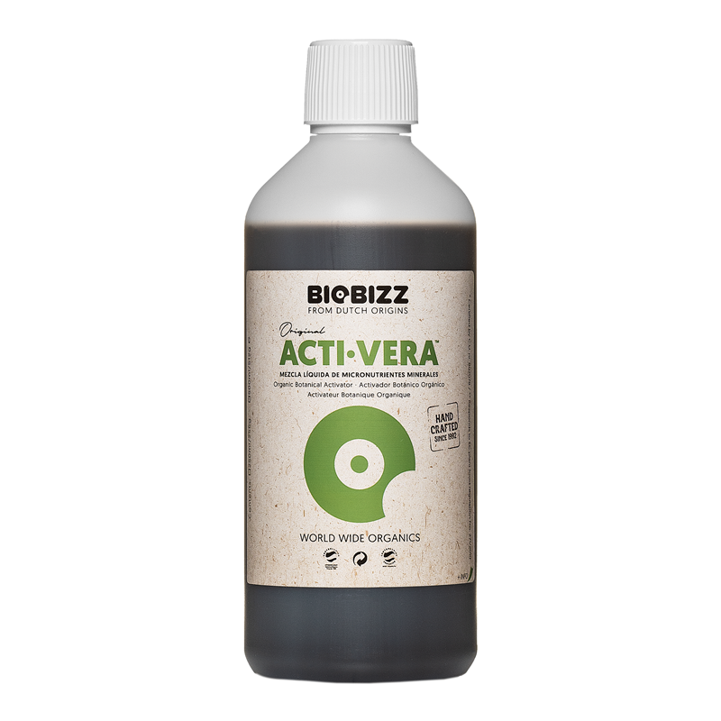Стимулятор Acti-Vera BioBizz 0.5 л