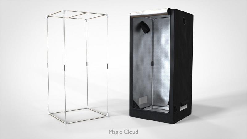 Гроубокс Magic Cloud MagicBox 90х90х200 см