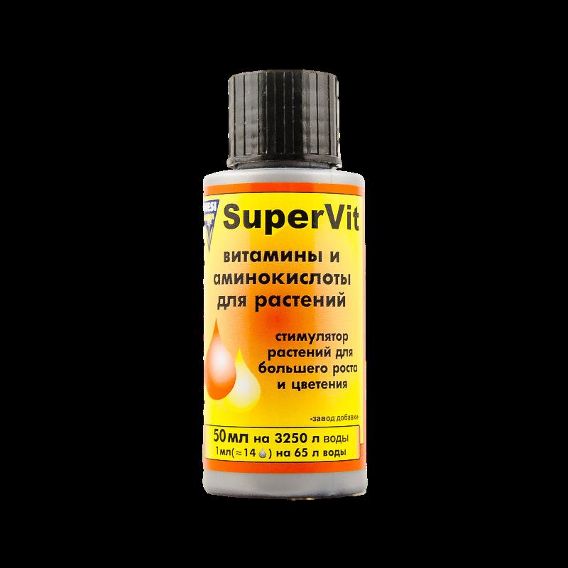 Смесь витаминов и аминокислот Hesi Super Vit 50 мл