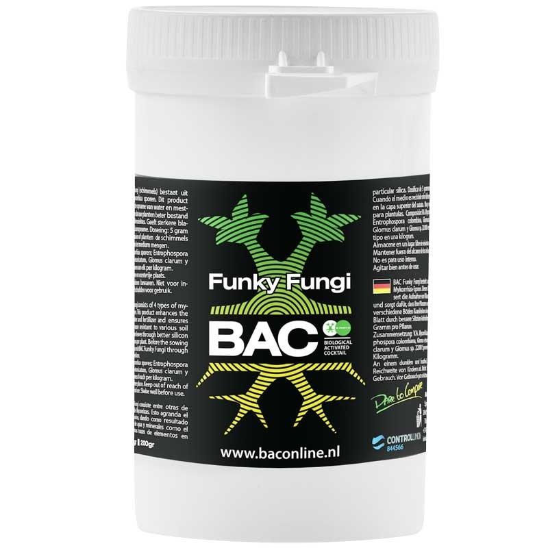 Микориза Funky Fungi BAC 50 гр