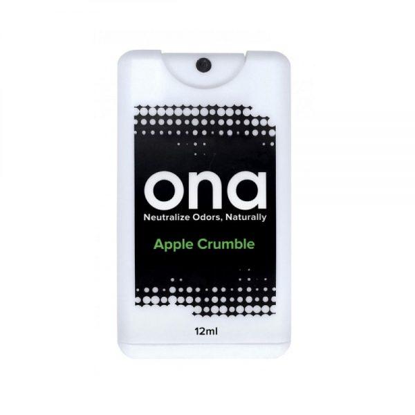 Нейтрализатор запаха ONA Spray Card Apple Crumble 12 мл