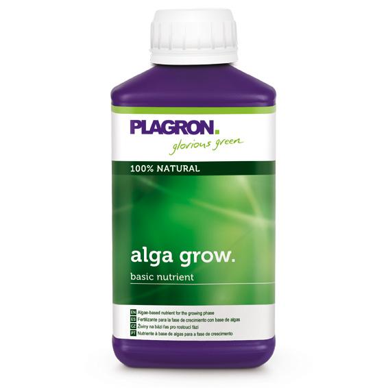 Органическое удобрение Plagron Alga Grow 250 мл