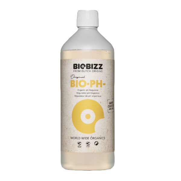 Органический pH down Biobizz 0.5 л