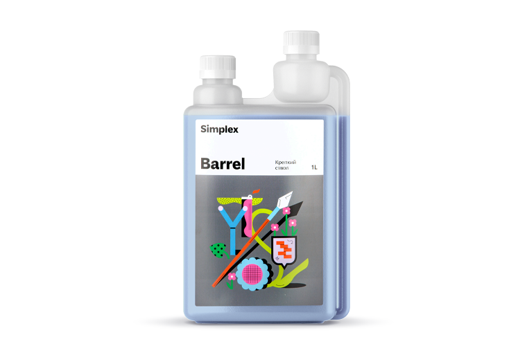 Кремниевая добавка Simplex Barrel 1 л
