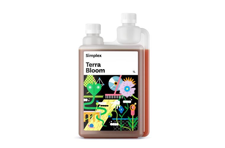 Удобрение Simplex Terra Bloom 1 л