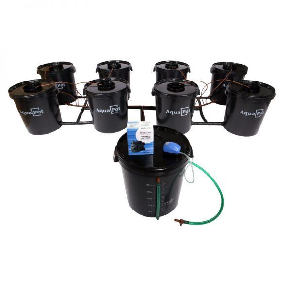 Гидропонная система AquaPot XL8