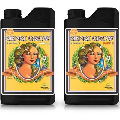 Удобрения Advanced Nutrients pH Perfect Sensi Grow Parts A+B 0,5 л