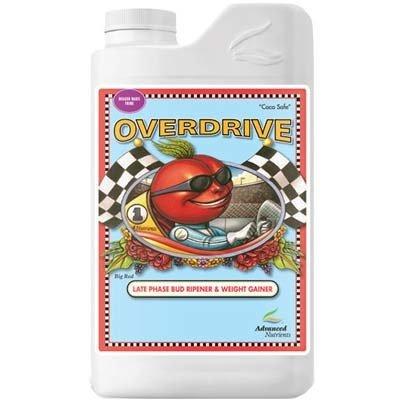 Стимулятор Advanced Nutrients Overdrive 0,25л