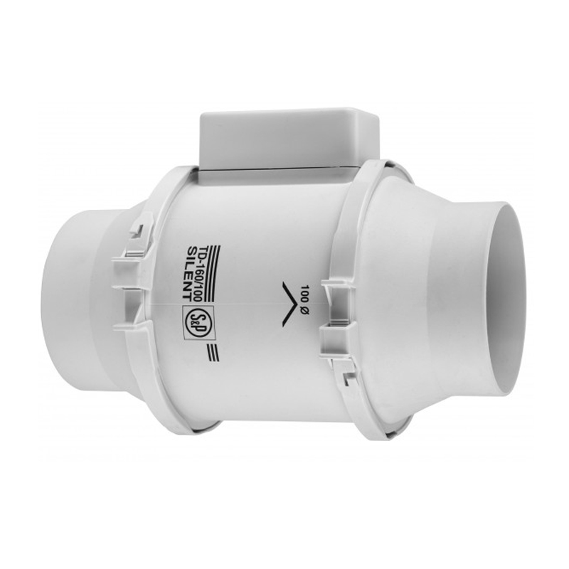 Вентилятор TD-160/100 N SILENT
