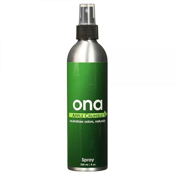 Нейтрализатор запаха ONA Apple Crumble Spray 250 мл