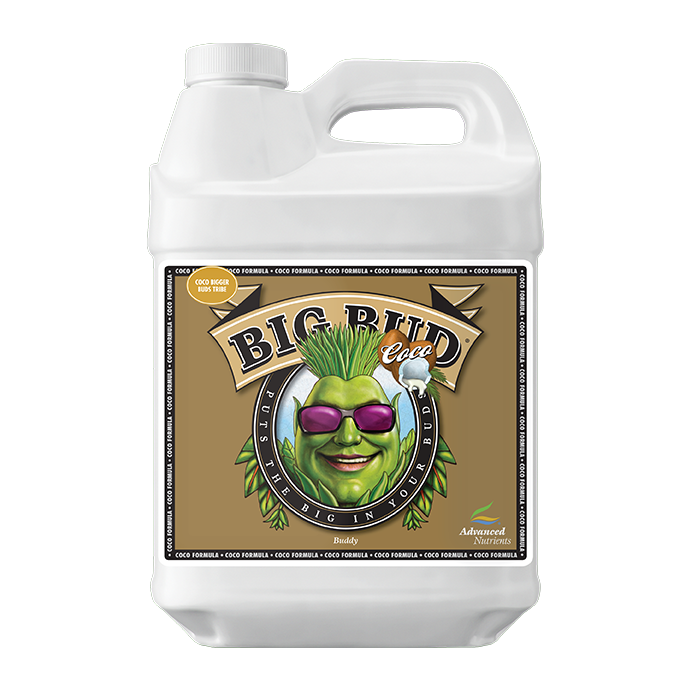 Стимулятор Advanced Nutrient Big Bud Coco Liquid 0,25л