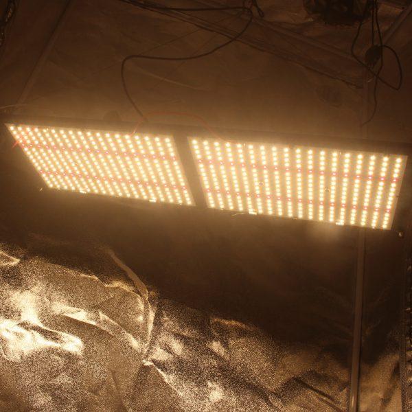 Фитосветильник полного спектра Quantum Board 240 Вт Samsung LM301H+UV IR