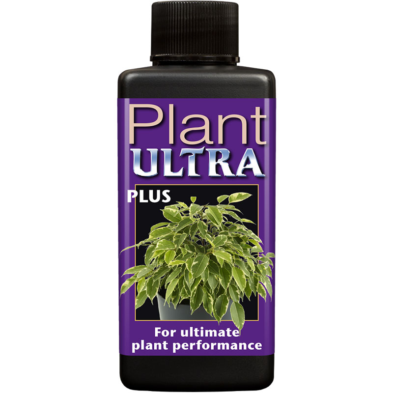 Усилитель роста для растений Plant Ultra 100мл