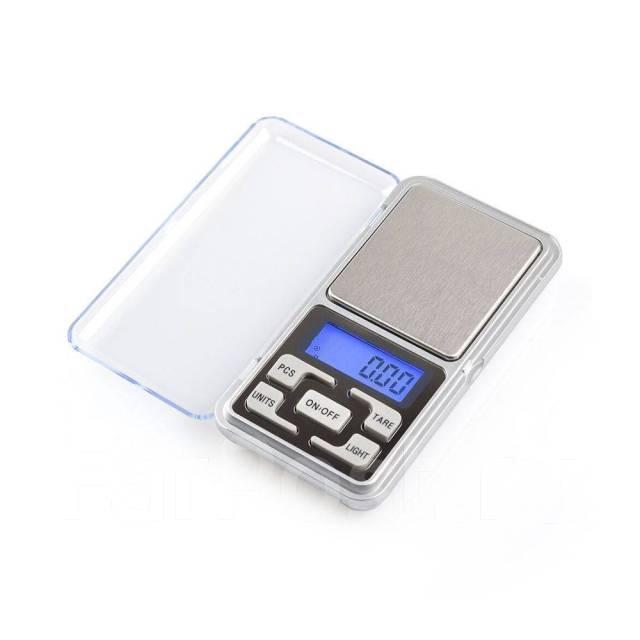Электронные весы 0,01-500 гр.